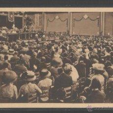 Postales: 5º CONGRESO DE ESPERANTO EN BARCELONA 1909 - REUNIÓN ABIERTA - P14681. Lote 54709630
