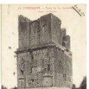 Postales: PS6044 TARRAGONA 'TORRE DE LOS SCIPIONES'. L. ROISIN. CIRCULADA. 1924. Lote 52341412