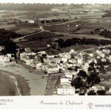 Postales: PS5275 PALAFRUGELL 'PANORAMA DE LLAFRANCH'. FOTO GRANES. SIN CIRCULAR. Lote 46150753