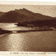 Postcards - PS5446 TREMP 'LLAC SANT ANTONI. CONTRALLUM'. S. GORDÓ. SIN CIRCULAR - 46427285