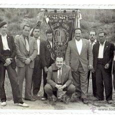 Postales: PS4879 BADALONA - SOCIETAT LA ACEITUNA SECCIÓ CORAL - POSTAL FOTOGRÁFICA - 1957. Lote 45755168