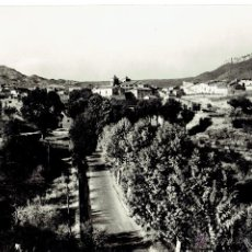 Postales: PS5010 CORNUDELLA 'ENTRADA POR LA CARRETERA DE REUS'. RAYMOND. CIRCULADA 1962. Lote 45906175