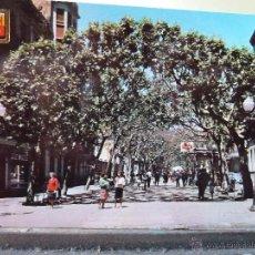 Postales: MANRESA -PASEO PEDRO III AÑOS 60. Lote 54826621