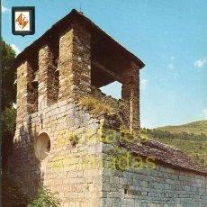 Postales: M05268 QUERALBS - IGLESIA ROMANICA DE FUSTANYA 1965 - ESCUDO DE ORO Nº2230. Lote 54836141