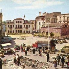 1510 - Caldes De Montbui - Mercado En La Plaza De España Y Termas Romanas 1964 - Escudo De Oro Nº151