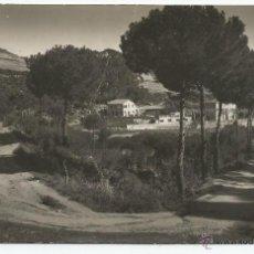 Postales: POSTAL ARGENTONA - CAMINO DE BURRIACH - FOTO A. GÜELL. Lote 54870572