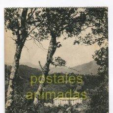 Postales: SANT HILARI SACALM - IGLESIA DE MOSOLI I ESTABLIMENT - ROISIN Nº14. Lote 54891077