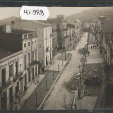 Postales: MONTCADA - CALLE MAYOR - FOTOGRAFICA - VER REVERSO - (41988). Lote 54910098