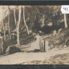 Postales: SANT PERE DE RIUDEBITLLES - FONT DEL CUADROS - FOTOGRAFICA - (41993). Lote 54910295
