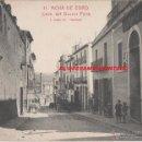 Postales: MORA DE EBRO. CALLE DEL DOCTOR PERIS. Lote 54978642