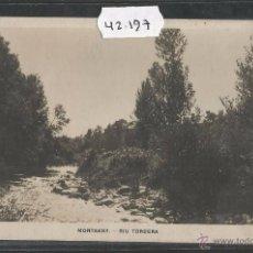 Postales: MONTSENY - RIU TORDERA - FOTOGRAFICA - (42197). Lote 55060463