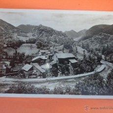 Postales: BONITA POSTAL ESTERRI D´ANEU (LLEIDA , LÉRIDA) - - FOTO A. ZERKOWITZ ... R -1825. Lote 55075561