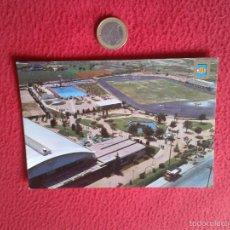 Postales: TARJETA POSTAL POSTCARD VER FOTO BARCELONA GRANOLLERS COMPLEJO DEPORTIVO Y PABELLON DE DEPORTES FISA. Lote 55806971