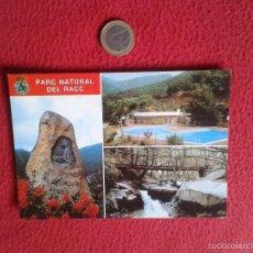 Postales: TARJETA POSTAL POSTCARD VER FOTO GIRONA GERONA PARC NATURAL DEL RACC R.A.C.C.GUALBA DE DALT MONTSENY. Lote 55817725