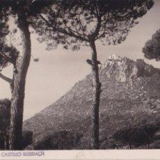 Postales: P- 4898. POSTAL ARGENTONA. CASTILLO BURRIACH. FOTO A. GÜELL.. Lote 55898093