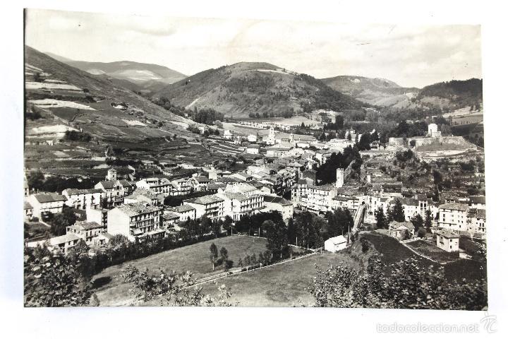 P-4933. CAMPRODON. VISTA GENERAL. CIRCULADA. AÑO 1953. (Postales - España - Cataluña Moderna (desde 1940))
