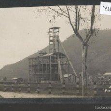 Postales: SALLENT - POTASAS IBERICAS - FOTOGRAFICA - (42.620). Lote 55987905
