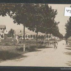 Postales: SANT ANTONI DE VILAMAJOR - ENTRADA DEL POBLE - FOTOGRAFICA - (42.628). Lote 55991114