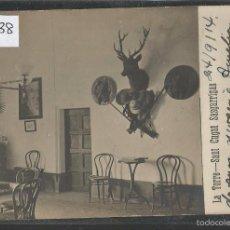 Postales: SANT CUGAT SASGARRIGAS - LA TORRE - FOTOGRAFICA - (42.638). Lote 55992582