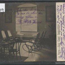 Postales: SANT CUGAT SASGARRIGAS - LA TORRE - FOTOGRAFICA - (42.639). Lote 55992591