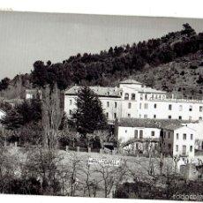Postales: PS6667 POBLET 'HOTEL LA CAPELLA'. FOTOGRAFÍA GURI. CIRCULADA. 1957. Lote 56042285