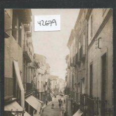 Postales: VILAFRANCA DEL PENEDES - JV 13 - CARRER DE PARELLADA - FOTOGRAFICA - CIRCULADA -(42.679). Lote 56101893