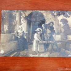 Postales: POSTAL ANTIGUA FECHADA 1921 / SAGRADA FAMILIA / ESCRITA. Lote 56116182
