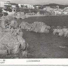 Postales: CALELLA DE PALAFRUGELL-GIRONA. Lote 56521192