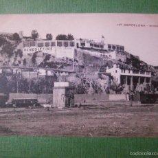 Postales: POSTAL - ESPAÑA - 127 BARCELONA - MIRAMAR - MISSE Hº BARNA - NUEVA -. Lote 56525795
