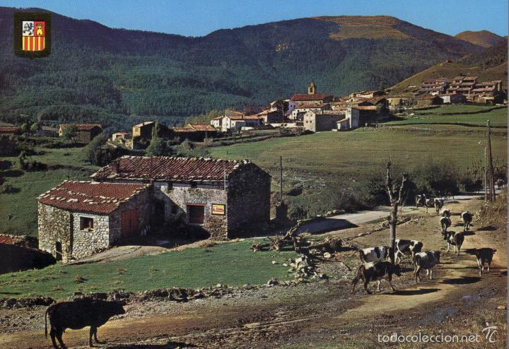 POSTAL Nº 6239 CAMPELLES VISTA GENERAL - CARTEL CHOCOLATES TORRAS (Postales - España - Cataluña Moderna (desde 1940))