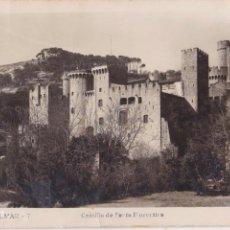 Postales: P- 5374. POSTAL CANET DE MAR. CASTILLO DE SANTA FLORENTINA. Nº7 ED. VIÑAS.. Lote 56711222