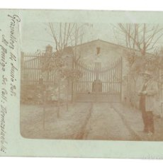 Postales: PS6677 GRANOLLERS. POSTAL FOTOGRÁFICA. CIRCULADA. 1905. Lote 56895208