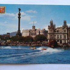 Postales: POSTAL -- BARCELONA - PUERTO -- USADA --. Lote 56923746