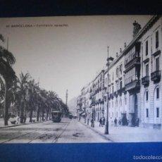 Postales: POSTAL - ESPAÑA - 93 BARCELONA - CAPITANIA GENERAL - MISSE Hº BARNA - NUEVA. Lote 56963087