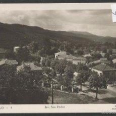 Postales: MONTMELO - 4 - AV. SAN PEDRO - ED MOLINS - (43.459). Lote 57023266