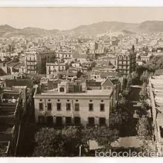 Postales: BARCELONA SAN ANDRES DE PALOMAR VISTA PARCIAL. FOTO S. ESPADALÉ. CIRCULADA. Lote 57101270
