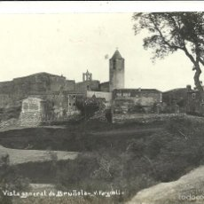 Postales: (PS-48587)POSTAL FOTOGRAFICA DE BRUÑOLA-VISTA GENERAL.V.FARGNOLI. Lote 57187811