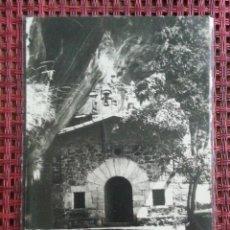 Postales: POSTAL PRADES ERMITA NTRA SRA DE L'ABELLERA NUEVA SIN CIRCULAR. Lote 57205115