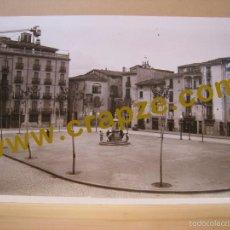 Postales: VICH: PLASSA DELS MARTRES - ED. FOT. 14 - POSTAL ORIGINAL. Lote 199091232