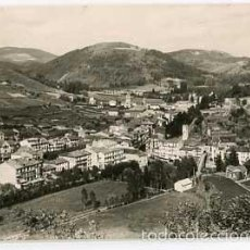 Postales: GIRONA CAMPRODON VISTA GENERAL FOTO V. PLANESAS. CIRCULADA. Lote 57356960