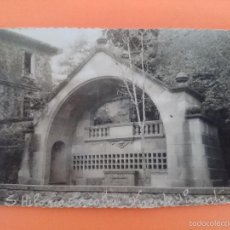 Postales: ANTIGUA POSTAL FOTOGRAFICA SANT HILARI SACALM - FUENTE PICANTE - CIRCULADA CON SELLO...R-2800. Lote 37990275