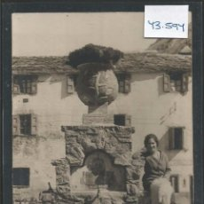 Postales: NURIA - FOTOGRAFICA - VER REVERSO - (43.594). Lote 57363985