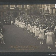 Postales: SANT CELONI - BALL TIPIC DE GITANES - ROISIN -FOTOGRAFICA- (43.666). Lote 57385702
