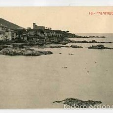 Postales: GIRONA PALAFRUGELL CALELLA FOTOTIPIA THOMAS, SIN CIRCULAR. Lote 57441587