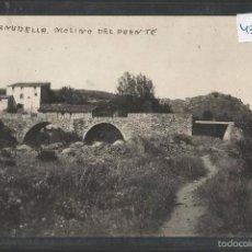 Postales: CORNUDELLA -MOLINO DEL PUENTE - FOTOGRAFICA - VER REVERSO - (43.780). Lote 57516934