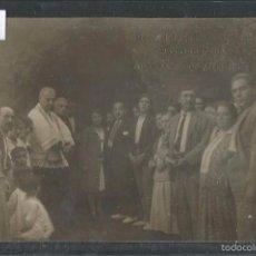 Postales: CAMBRILS- GRANJA SANT ANTONI - RECORD BENEDICCIOGRUTA LOURDES - FOTOGRAFICA - VER REVERSO - (43.783). Lote 57517011