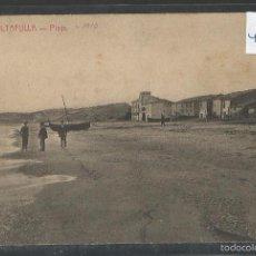 Postales: ALTAFULLA - 9 - PLAYA - ROISIN - (43.796). Lote 57529528