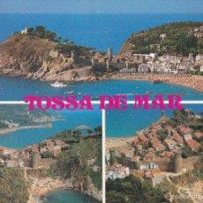 Cartoline: TOSSA DE MAR Nº 477 DIVERSAS VISTAS SIN CIRCULAR FOTO CATALAN YBARZ. Lote 57529830