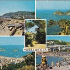 Cartoline: TOSSA DE MAR Nº 114 DIERSAS VISTAS SIN CIRCULAR FOTO CEDAG S.L.. Lote 57529905