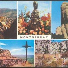 Postales: MONTSERRAT (BARCELONA). Lote 57569565